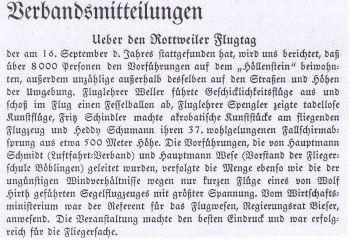 1929-09-16 Rottweil Schindler Schumann Hirth Weller (Der Adler 1928-10)