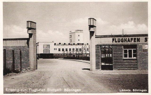 BB-Flughafen 1928 BET (Lämmle)