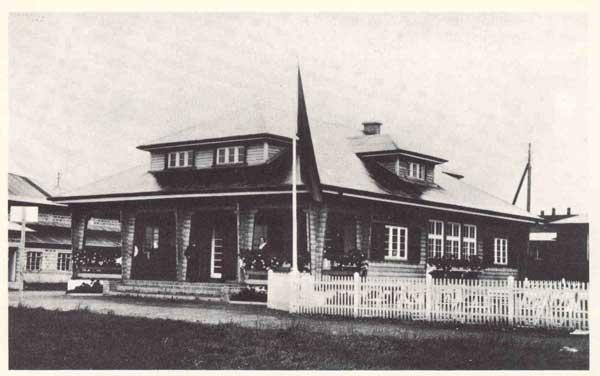 BB-Flughafen v.Flugfeld 1.Empfangsgebäude 1925_2