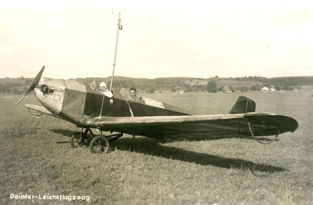 Daimler-Leichtflugzeug (HR)
