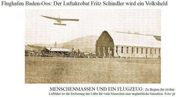 Fritz Schindler Baden-Oos