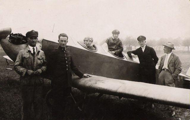 Fritz Schindler Mannheim Propagandaflug 1929 (2) small
