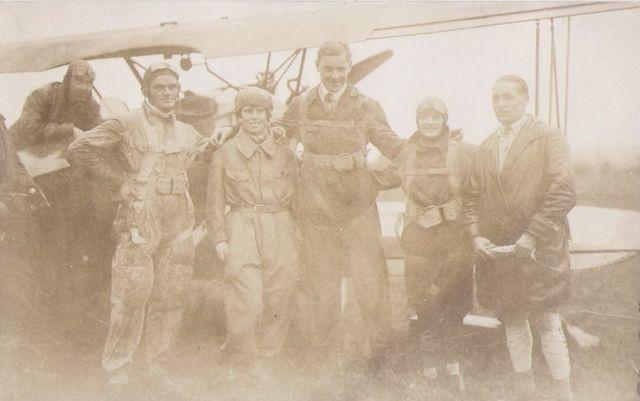 Fritz Schindler Stuttgart Flugtag 1928 small