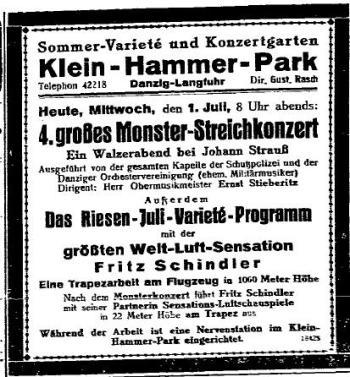 Schindler Danzig