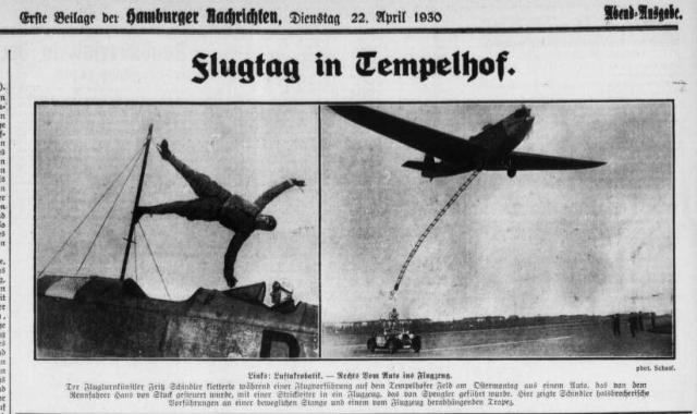 Schindler Hamburger-Anzeiger Schindler Berlin