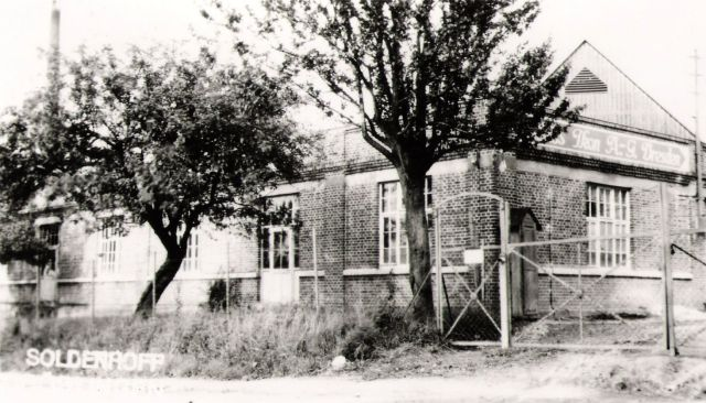 Böblingen Klemmwerk II, Untermieter Soldenhoff