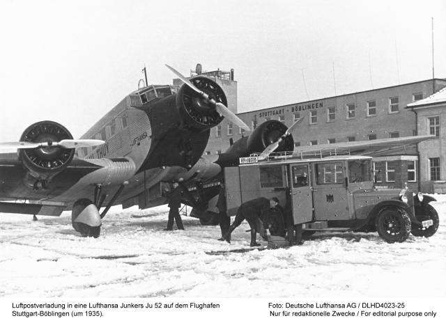 Ju52 - 1935