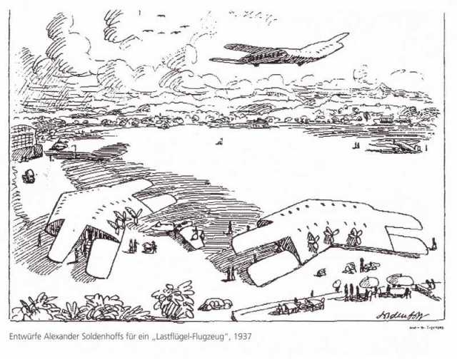 Soldenhoff 1937 Entwurf