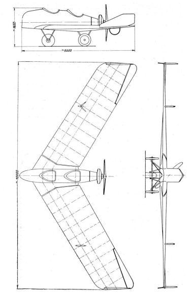 Soldenhoff A 5 Skizze (Frost)