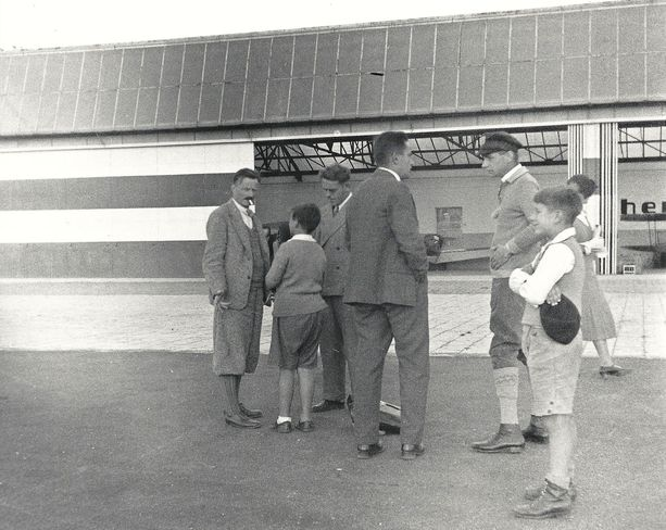 Soldenhoff Ingenieure und Espenlaub am 08.08.1931