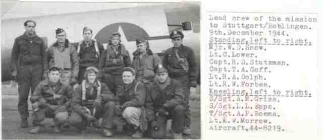 1944-12-09 Lead Crew
