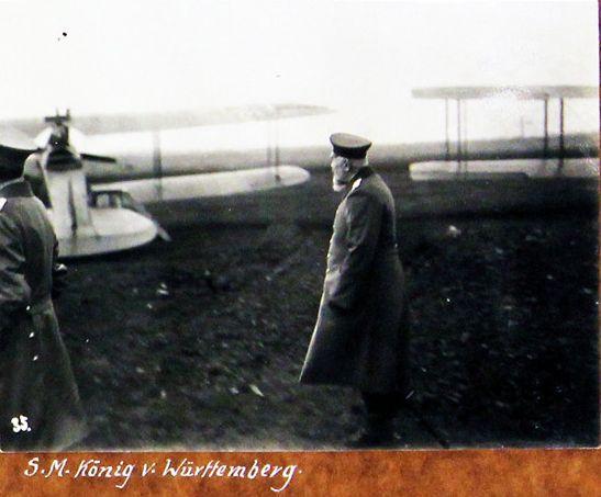 ea10 König Wilhelm II. von Württemberg 1918-03-06