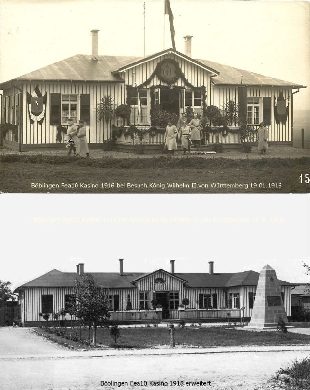 Fea10 Kasino 1916 und 1918