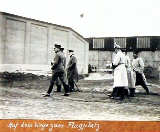 Fea10 König Sachsen und Württemberg 06.03.1918