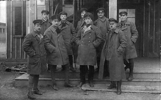 Soldatenrat November 1918