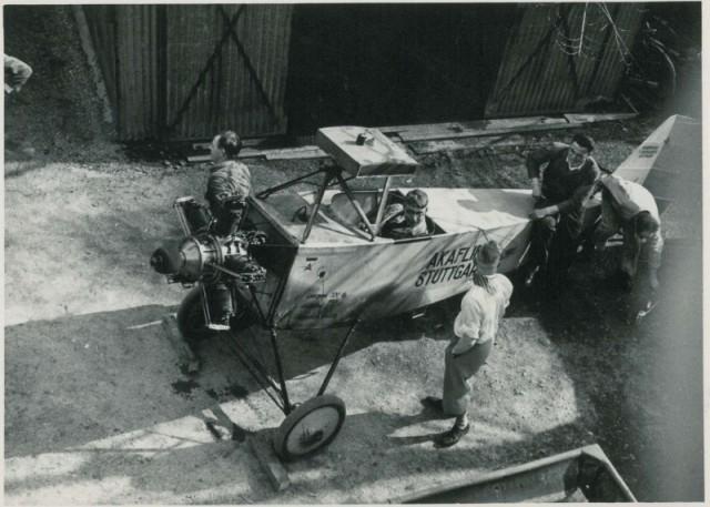 Albatros L66 1931-Ausbau