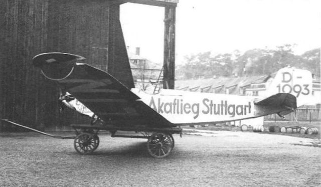 Daimler-KLemm L20 D-1093