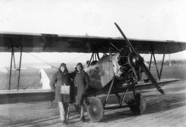 Heinkel HD32 D-842