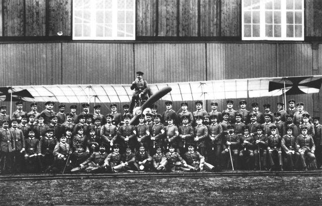 Gründungsfoto Fea10 Juli 1915