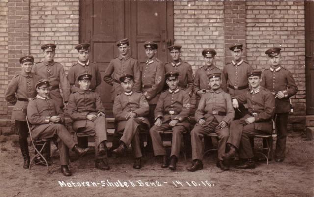 DMG Motorenschule 14.10.1916 (Buddecke)