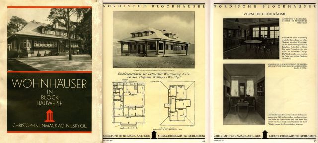 Katalog homepage