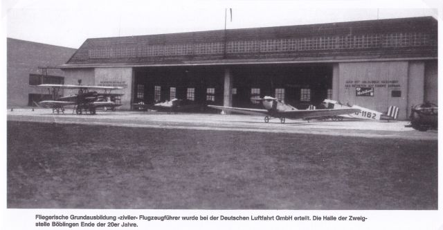 Fliegerschule BB