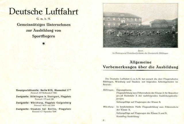 Fliegerschulen (HR)