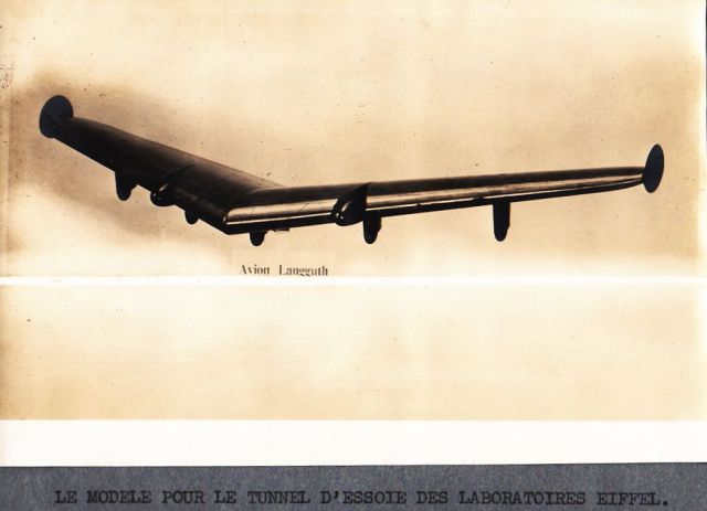 Langguth L10 Modell