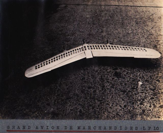 Langguth L10 Modell_