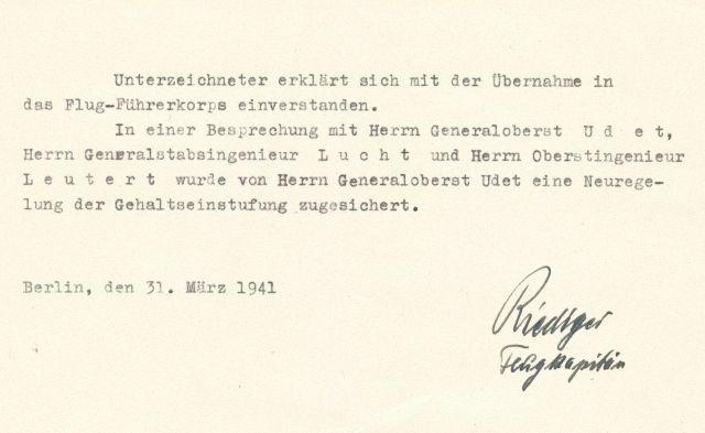 1941-03-31 Anton Riediger Flug-Führerkorps (HR)