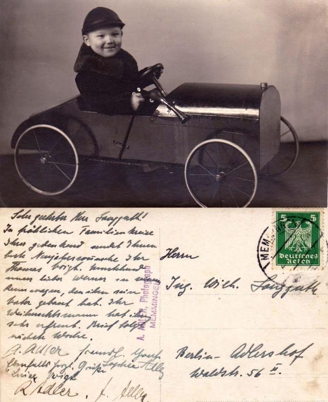 Thomas Voigt Sohn Werner