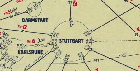 Deutsche Luft Hansa AG Herbst 1931 (1.9. - 31.10.) 3