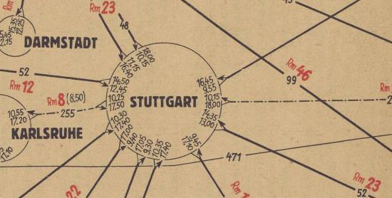 Deutsche Luft Hansa AG Sommer 1931 (1.5. - 31.8.) 3