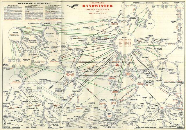 Deutsche Lufthansa Randwinter 1939-1939