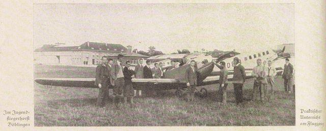 Am Adlerhorst (Das Buch für Alle 1928) BB 2