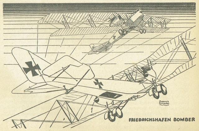 Friedrichshafen Bomber