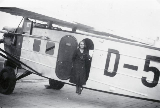 Else Kopp-Wagner Lufthansa__