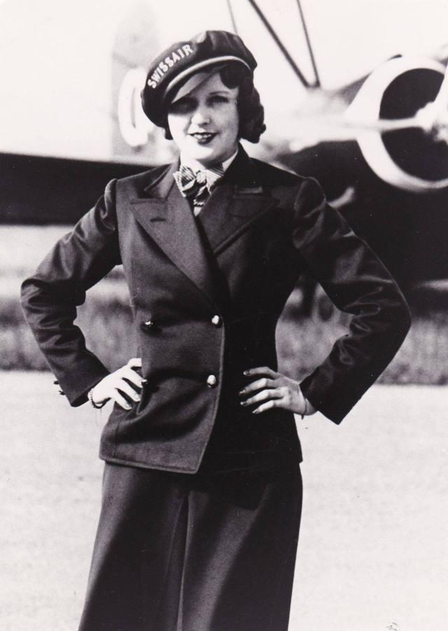 swissair-nelly-diener-erste-stewardess